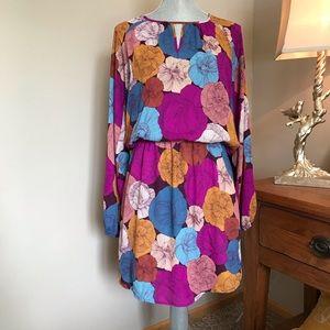{Renee C.} Floral Dress